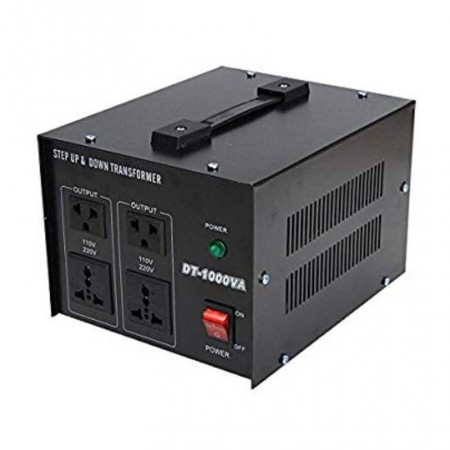 TRANSFORMATEUR 110V-240V 1000 WATTS