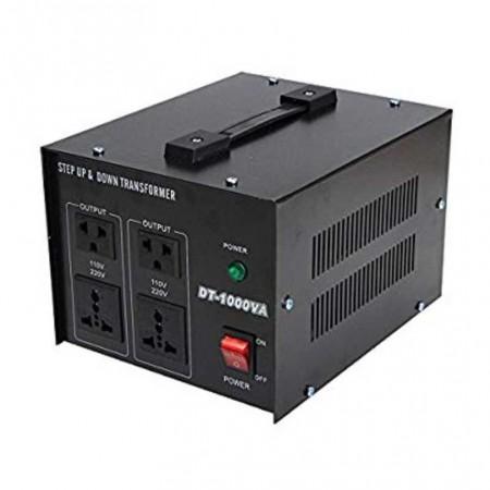 TRANSFORMER 110V-240V 1000 WATTS