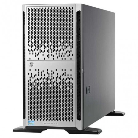 HP PROLIANT ML350P GEN 8 1P E5-2603v2 1.8GHZ  8Go  2x300Gb SAS DVDRW  460W 331i 8SFF TOUR
