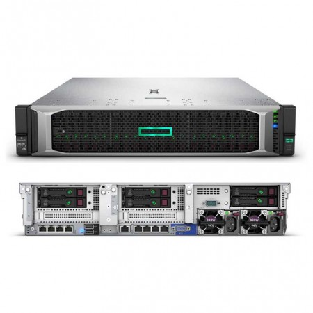 HP PROLIANT DL380 GEN10 XEON SILVER 4110 2.1Ghz 16Go Ogo