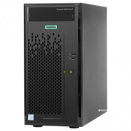 HP PROLIANT ML10 GEN 9 PENTIUM PG4400 3.3GHZ 4Go NO HDD NO DVD 300W 3.5''  TOUR