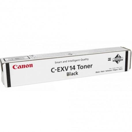 TONER CANON C-EXV14  IR2016/2020 BLACK COLOR  8300 pages