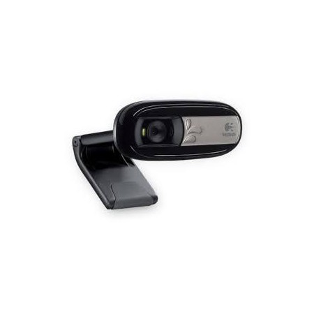 WEBCAM LOGITECH C170 1,3 MP 640 x 480 AUDIO USB 2.0 NOIR