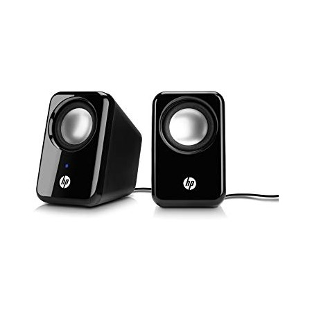 SPEAKERS MINI JACK 2.0 BLACK