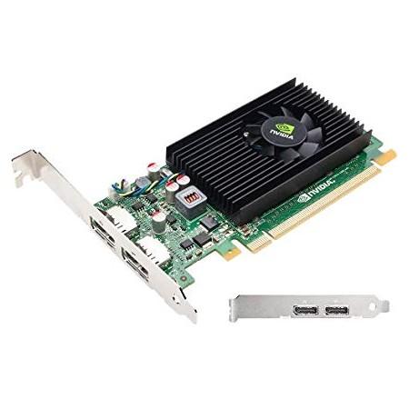 CARTE VIDEO 1GB PCI-exp  X16 NVIDIA NVS 310 + ADAPT DisplayPort - DVI