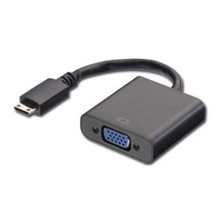 ADAPTATEUR MINI HDMI VERS VGA M / F 26CM MICRO CONNECT