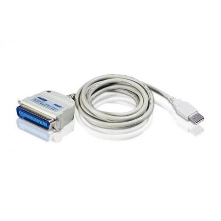 ADAPTATEUR USB PARALLELE 1.8M POUR IMPRIMANTE CENTRONICS