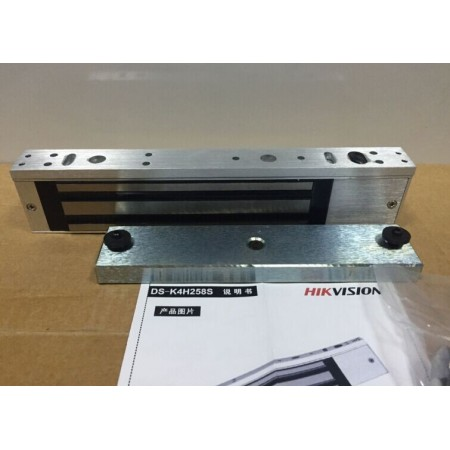 VENTOUSE HIKVISION DS-K4H258S SINGLE DOOR MAGNETIC LOCK  258 KG