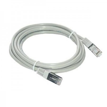 CORD PATCH RJ45 CAT6 FTP 3M GRAY