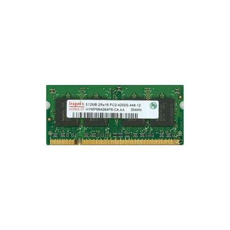 MEMOIRE 512Mo DDR2 PC4200 SODIMM