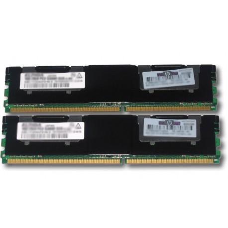 MEMORY 8Gb PC2-5300 ECC (2x4G)
