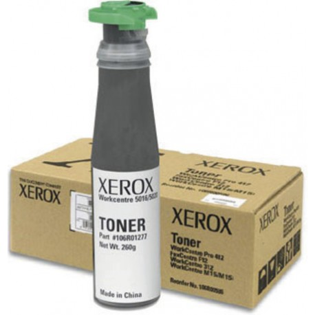 TONER XEROX 5016/5020 WORKCENTRE BLACK COLOR 6300 pages
