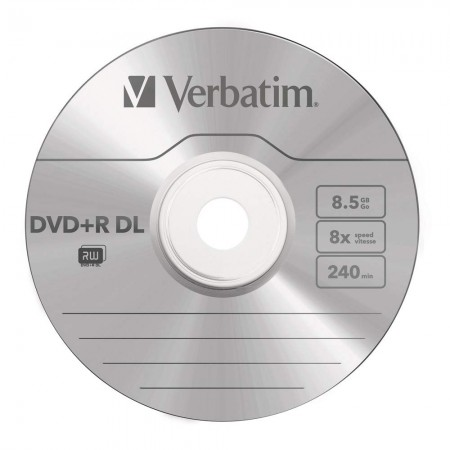 DVD + R DOUBLE LAYER