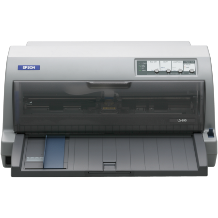 EPSON LQ-690 PRINTER 24 NEEDLES 80 CO