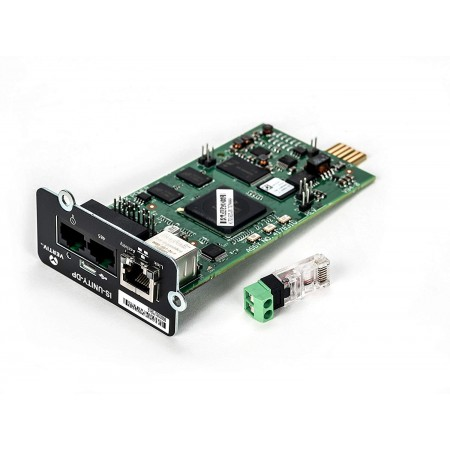 SNMP VERTIV LIEBERT INTELLISLOT CARD