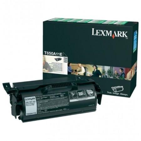TONER LEXMARK BLACK T650