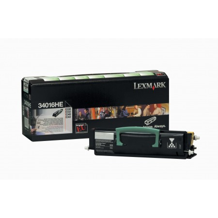 TONER LEXMARK BLACK E330/E332/342 6000 PAGES
